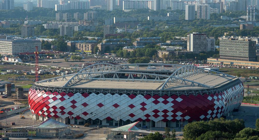 Виды стадиона Открытие Арена