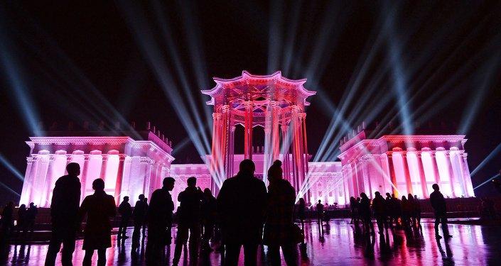 Московский международный фестиваль Круг света. День третий