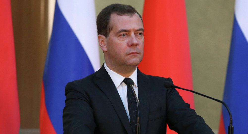 Д.Медведев принял участие в заседании Совета министров Союзного государства