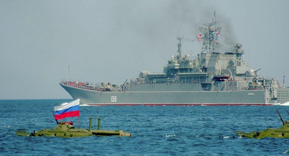 Большой десантный корабль   Черноморского флота