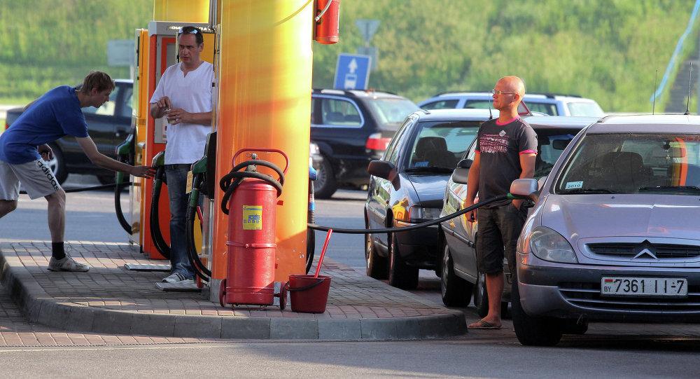 В Беларуси снижены розничные цены на нефтепродукты