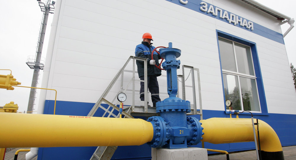 Запуск ГРС Западная ОАО Газпром в Беларуси