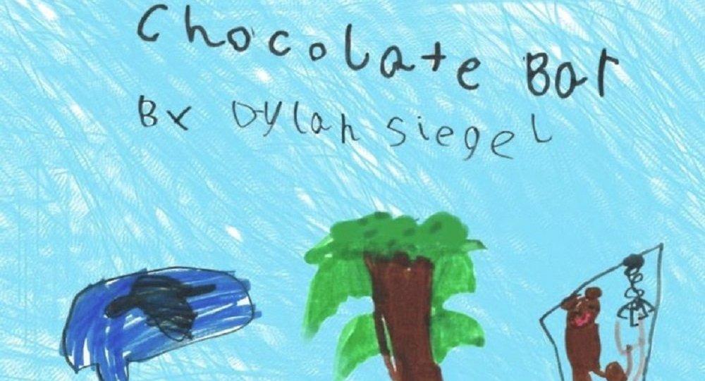 Фото: Страница книги Chocolate Bar в Facebook