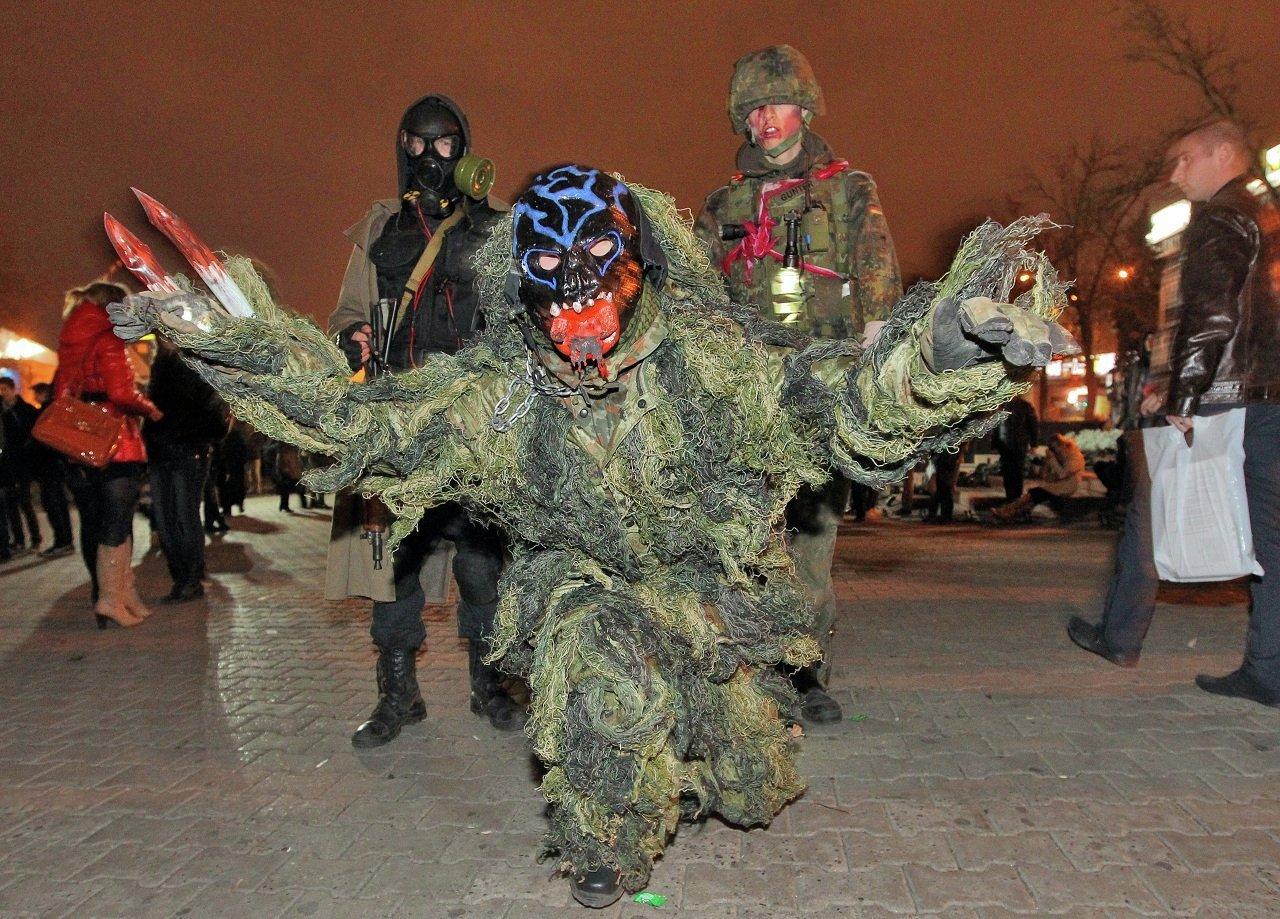 Самый страшный праздник – Хэллоуин