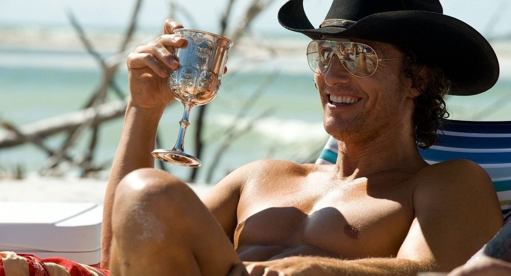 Мэттью МакКонахи в фильме «Супер Майк!» (Magic Mike, 2012)