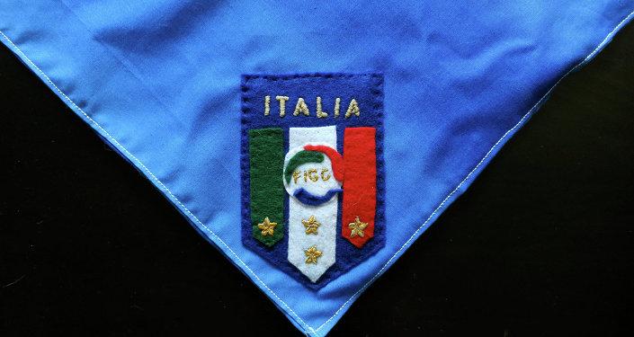 Логотип Федерации футбола Италии