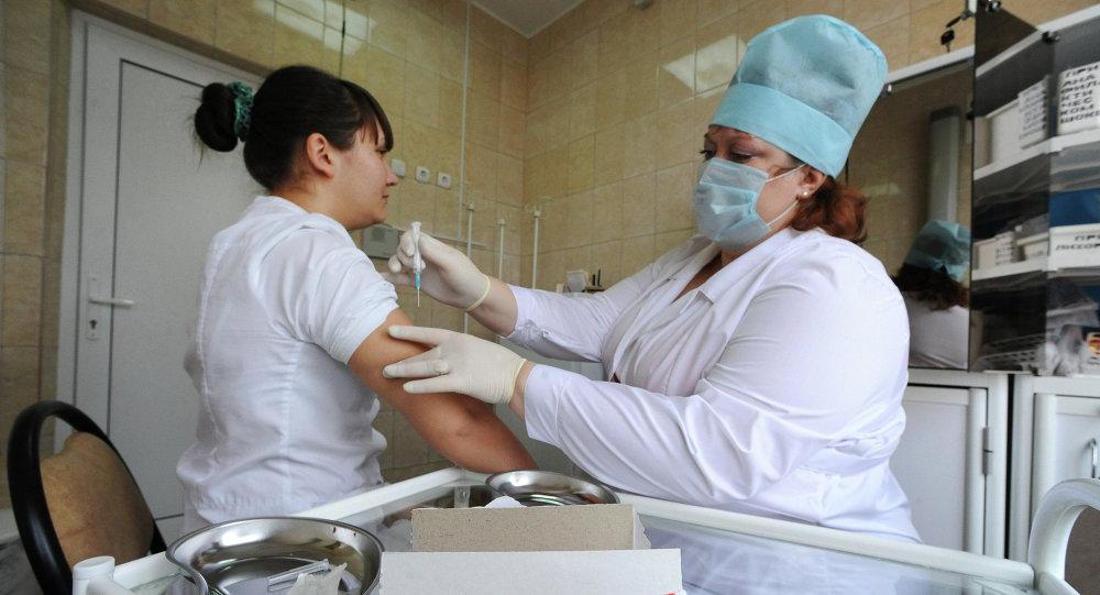 Вакцинация против гриппа в Челябинске