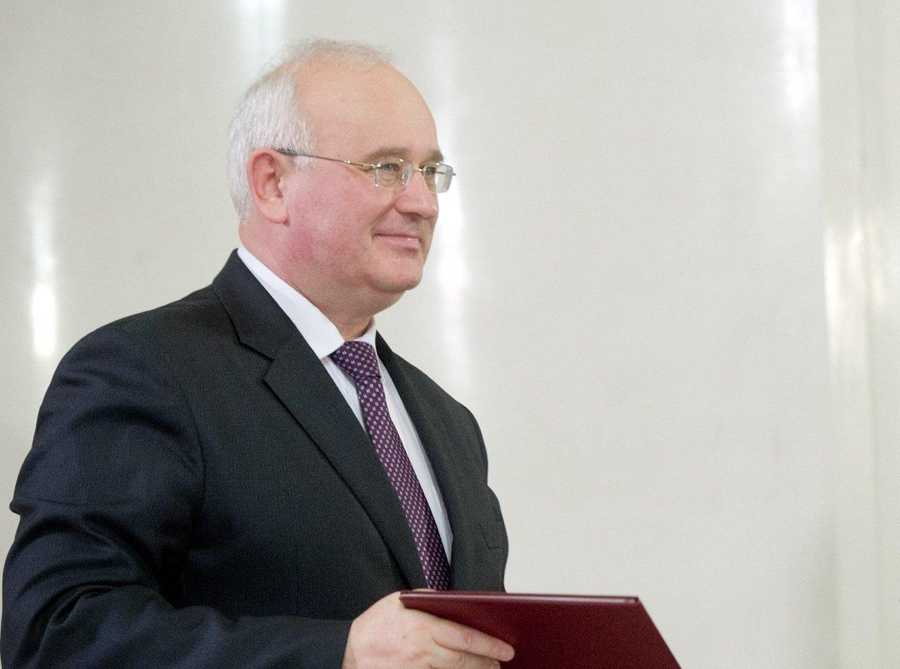 Николай Ладутько, бывший председатель Минского городского исполнительного комитета