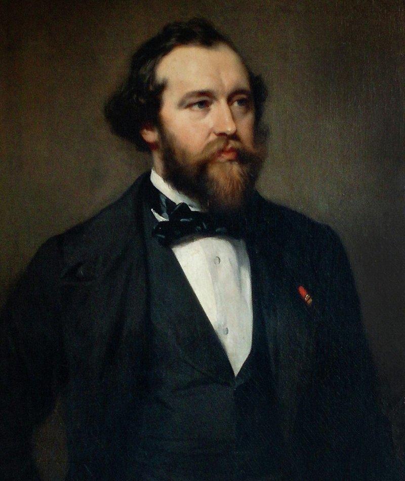 Изобретатель семейства саксофонов Адольф Сакс