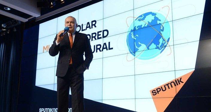 Sputnik вышел на орбиту: МИА Россия сегодня запустило новый проект