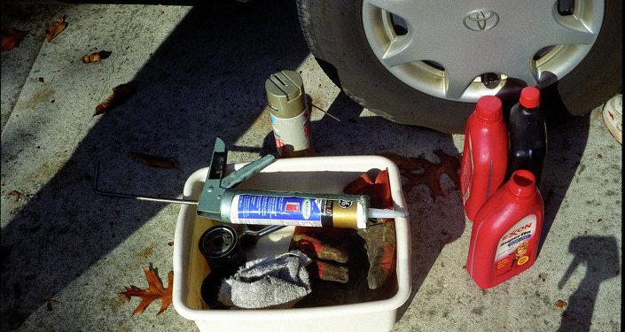 Ремонт автомобиля Toyota Camry