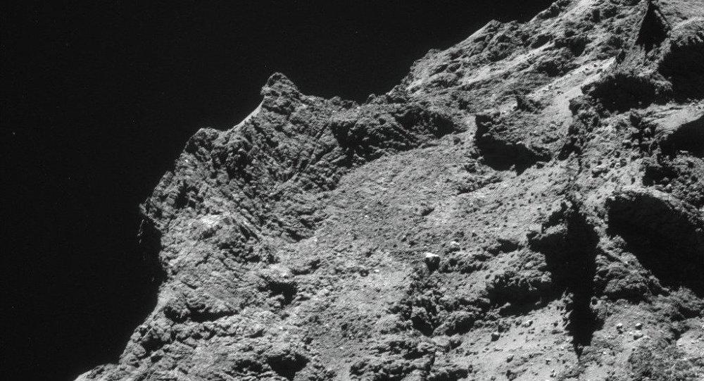 Ядро кометы Чурюмова-Герасименко
