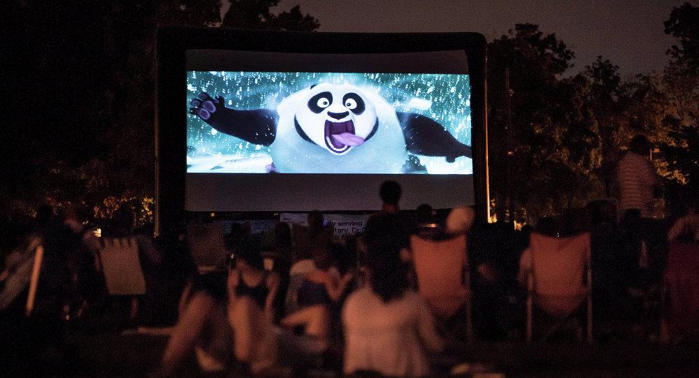 Бесплатный сеанс мультфильма Кунг-фу панда 2 в США