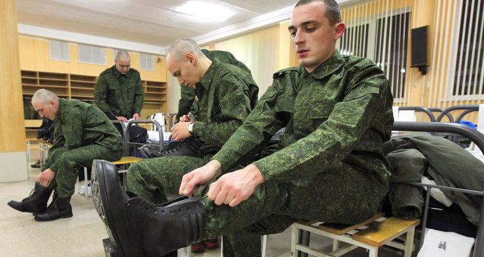 """Начался призыв в армию резервистов: мобилизуют более 400 """"партизан"""""""