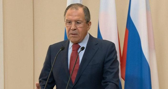 Лавров о ситуации на Украине, минских договоренностях и санкциях против РФ