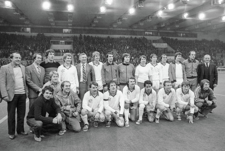 Футбольная команда «Динамо» (Минск), 1982 год