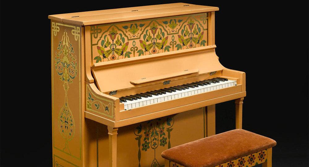 Пианино из фильма Касабланка