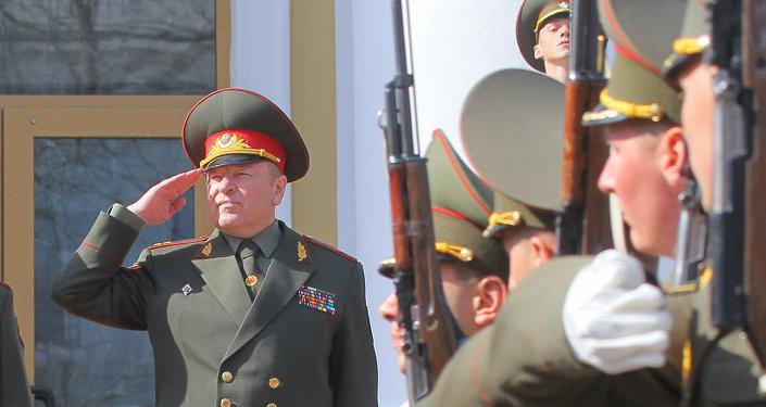 Генерал-лейтенант Юрий Жадобин, архивное фото