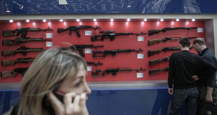 Международная выставка Оружие и Охота в Москве