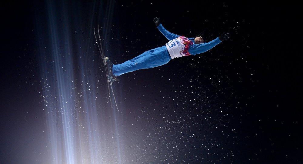 Дмитрий Дащинский  на XXII зимних Олимпийских играх в Сочи