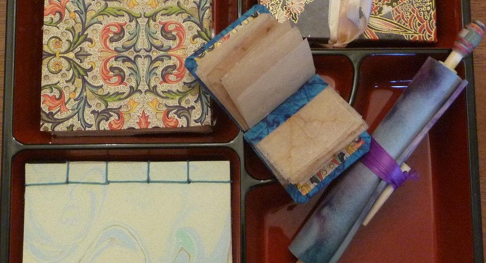Традиционная японская бумага