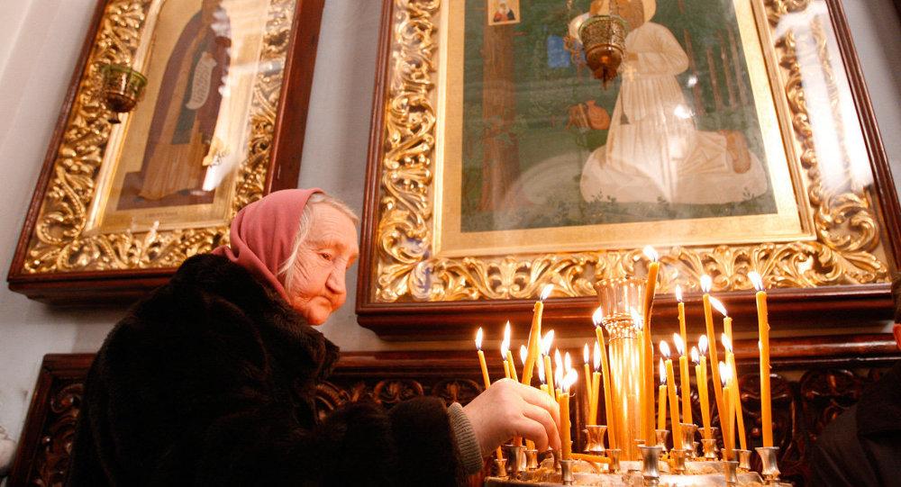 Празднование Рождества Христова в Минске