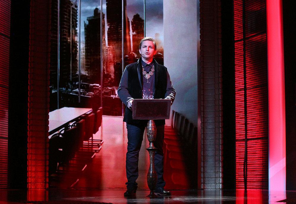 Илья Сильчуков исполняет арию Кизгайлы из оперы Дмитрия Смольского Седая легенда