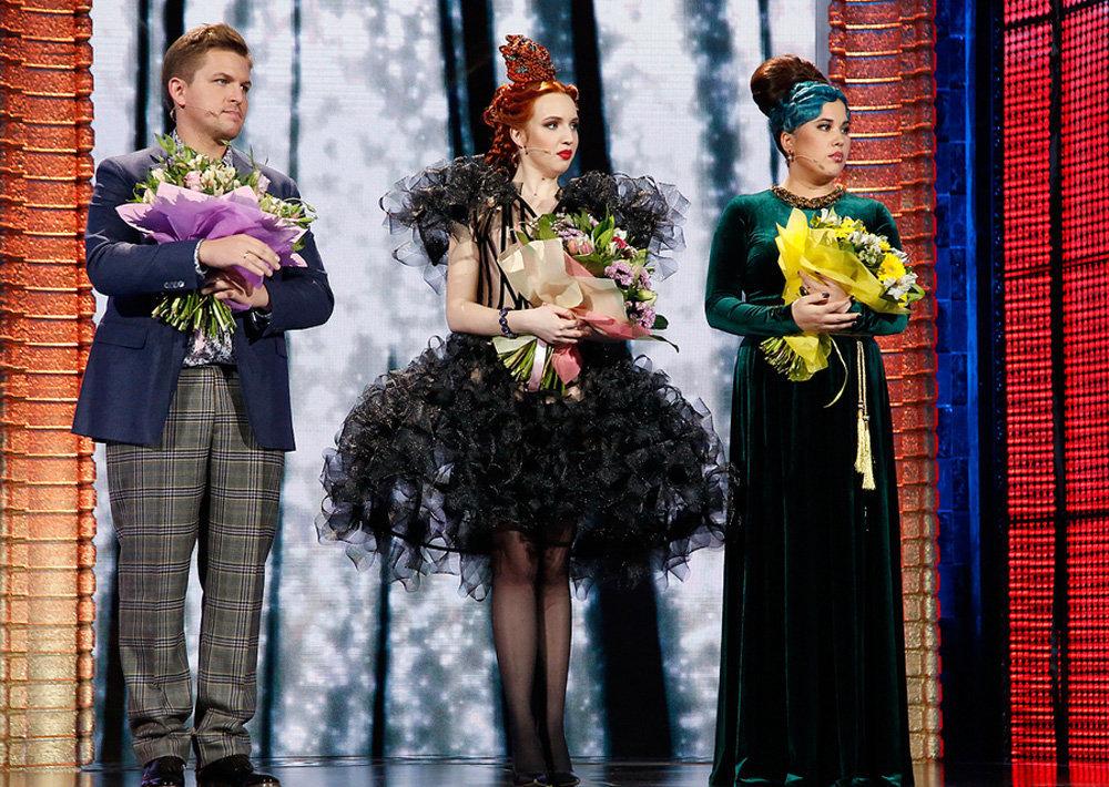 Победители 3-го сезона российского телевизионного проекта оперных исполнителей «Большая опера»