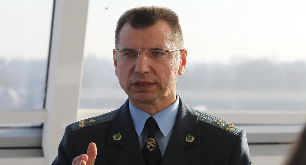 Начальник Брестской таможни Владимир Орловский