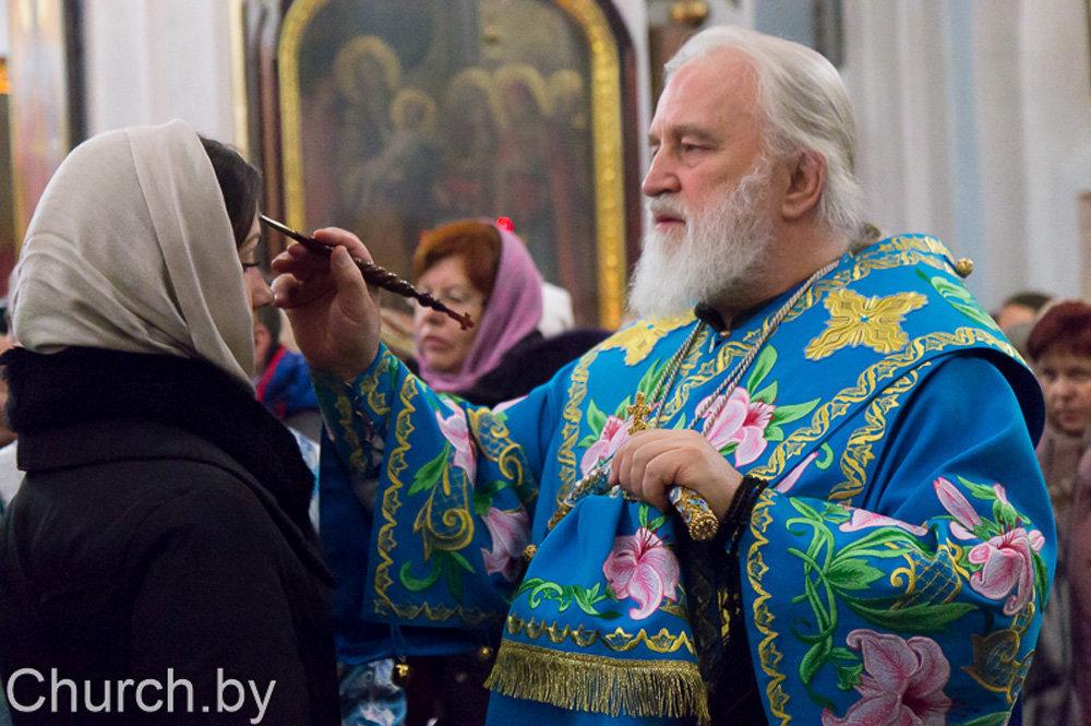 Патриарший Экзарх всея Беларуси митрополит Минский и Заславский Павел