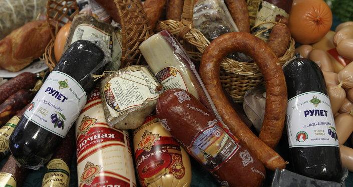 Продукция Брестского мясокомбината
