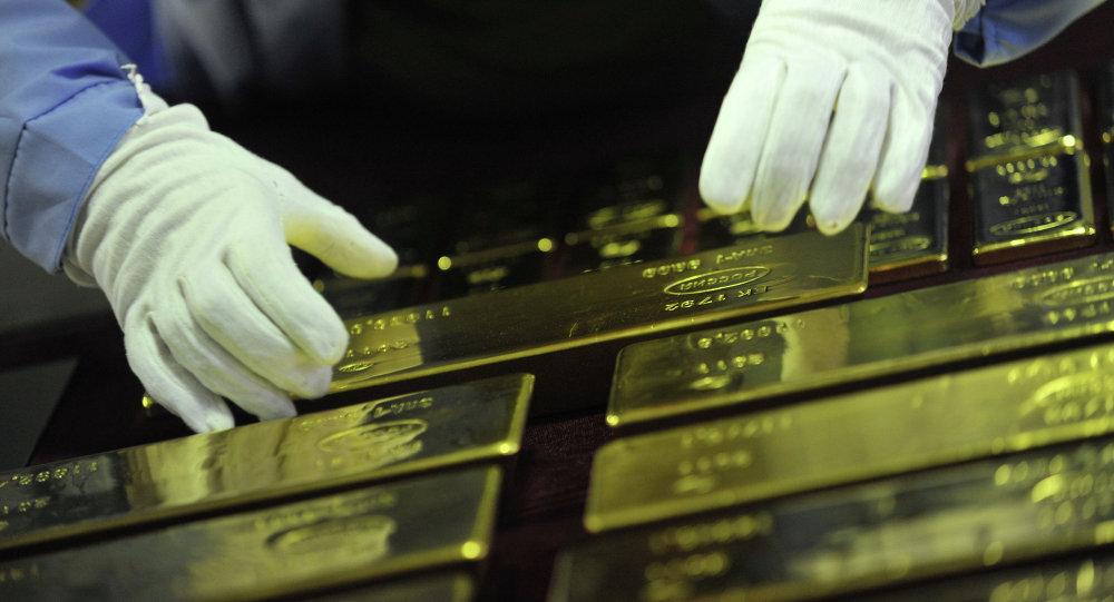 Работа завода по обработке цветных металлов