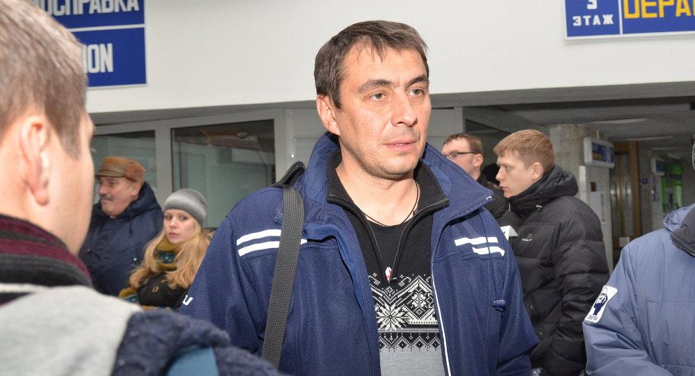 Главный тренер сборной Беларуси по биатлону Андриан Цыбульский