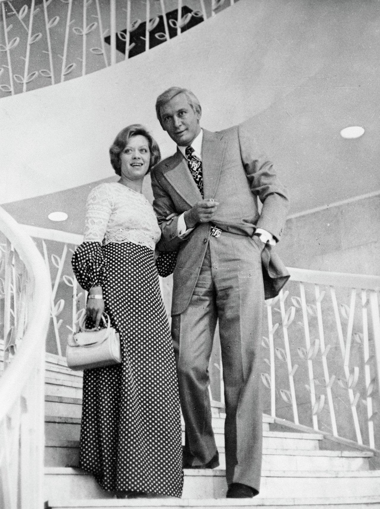 Кадр из фильма Анна и командор