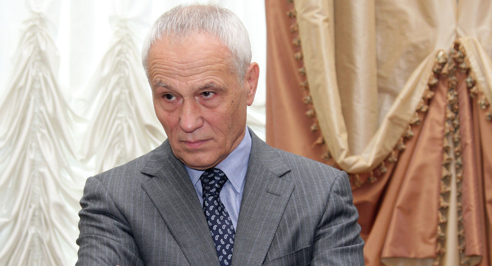 Государственный секретарь Союзного государства Григорий Рапота