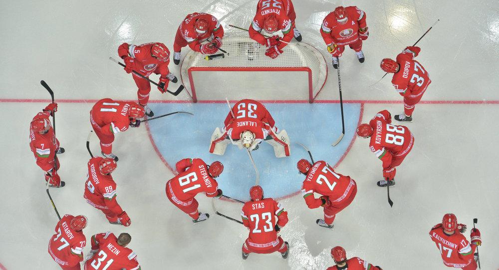 Игроки сборной Беларуси
