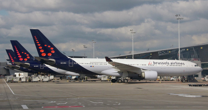 Самолеты Brussels Airlines