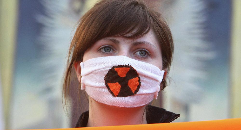 Митинг белорусской оппозиции Чернобыльский шлях