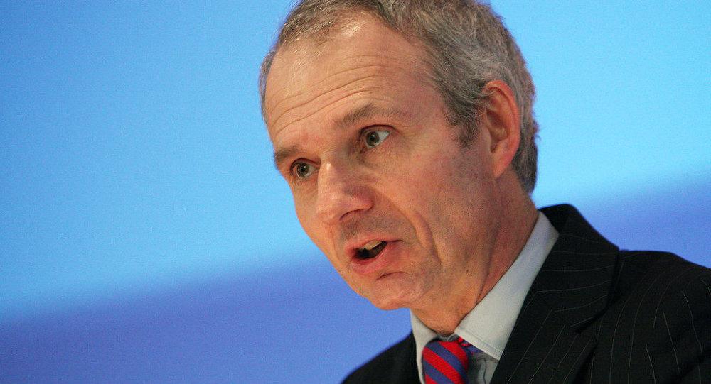 Английский министр по делами Европы Дэвид Лидингтон