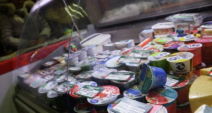 Продажа белорусских продуктов в Москве