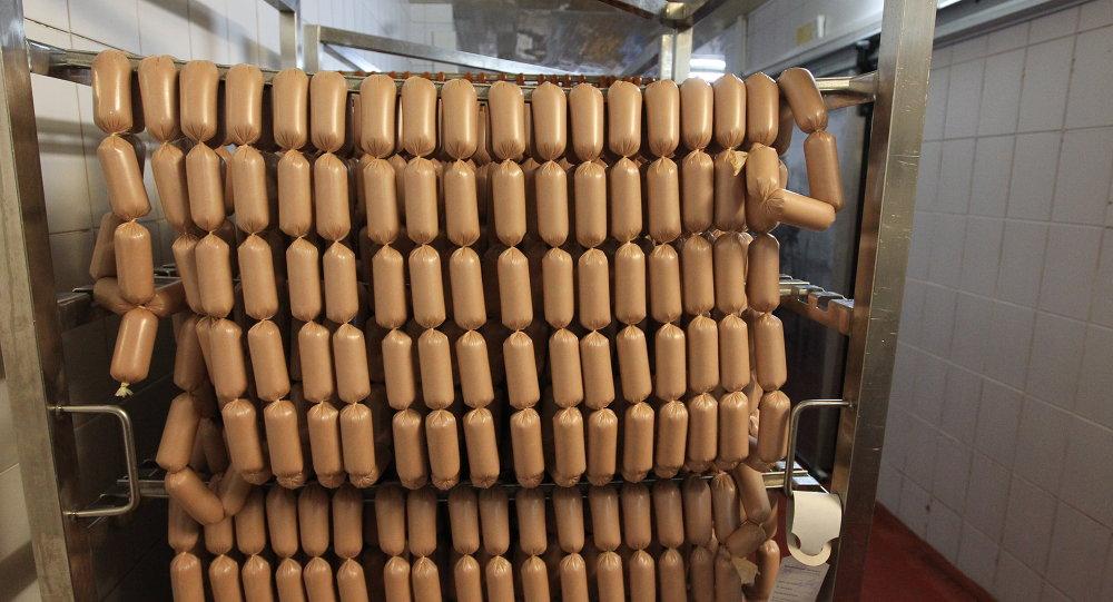 Белорусские мясные продукты