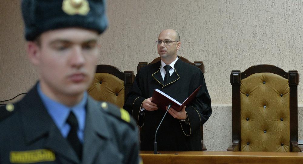 Суд над гендиректором Борисовдрева Владимиром Мальцевым
