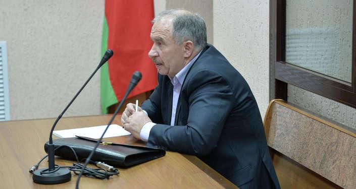 Адвокат Дмитрий Горячко