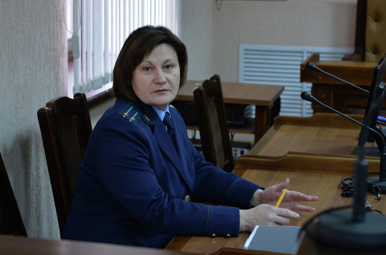 Прокурор Елена Филиппович