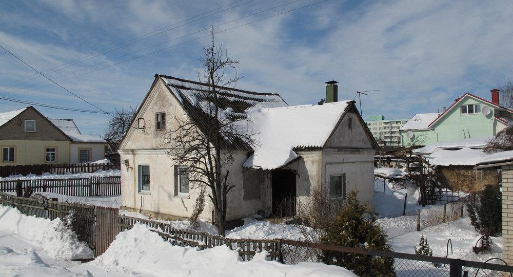 Улица Радиаторная в Минске