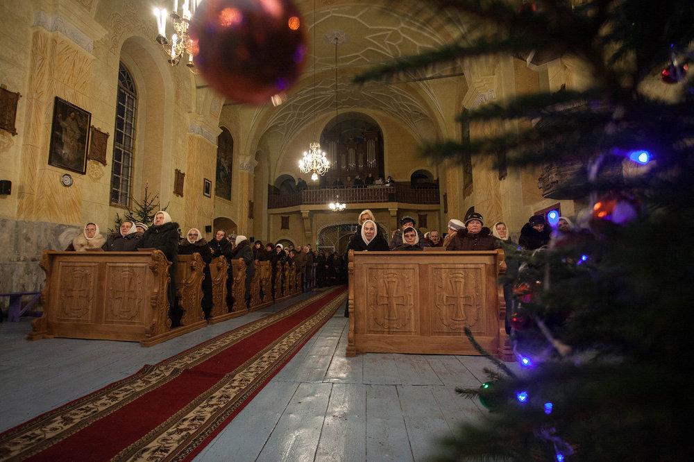 Благовещенский костел в Вишнево