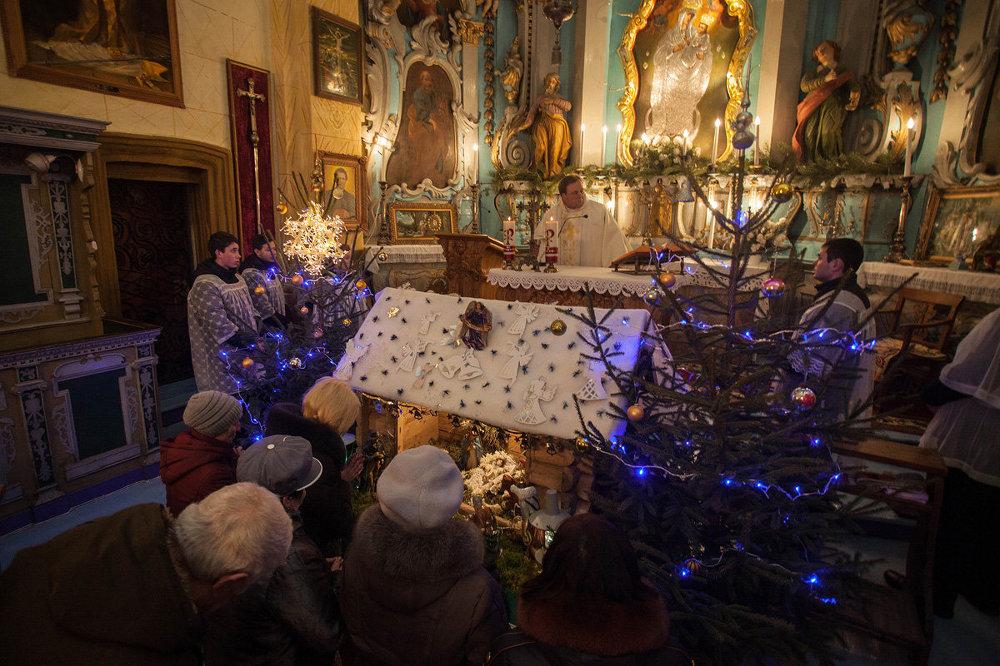 Алтарь Благовещенского костела