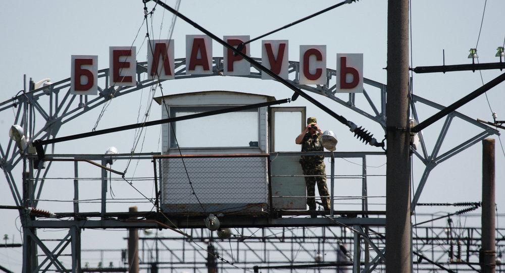 Служба на пограничной заставе Брест в Беларуси