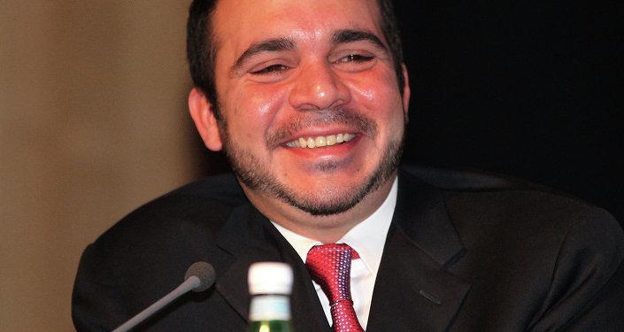 Принц Иордании Али бин Аль-Хусейн