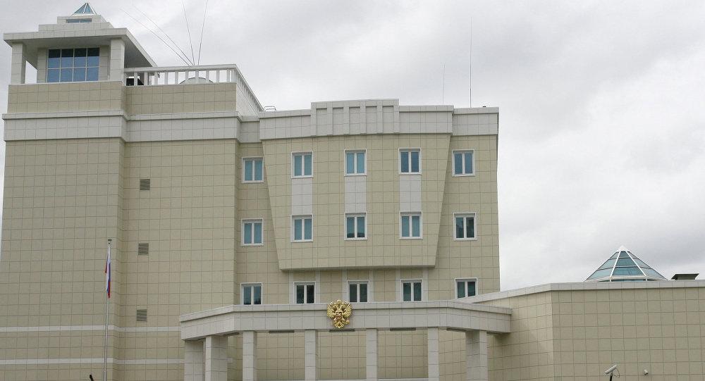 Посольство России в РБ